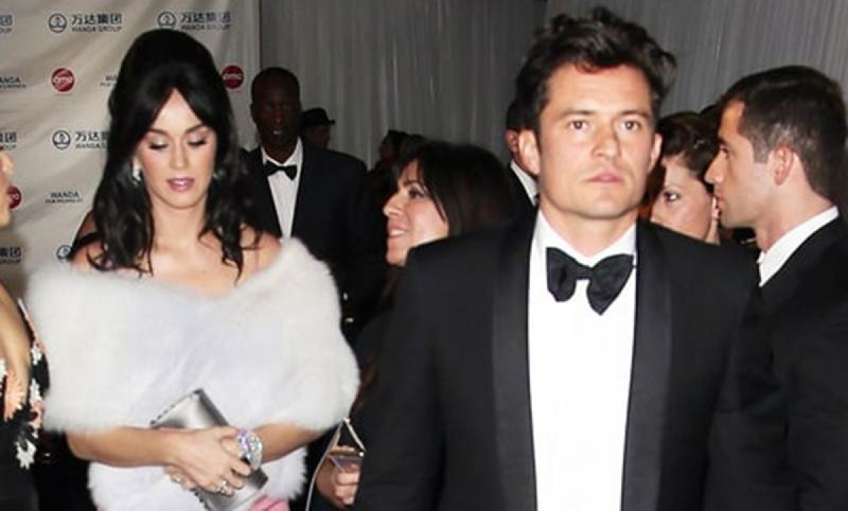 Orlando Bloom, Katy Perry reunite at concert after split