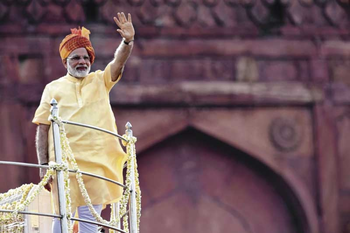 What surveys on PM Narendra Modi re-winning elections foresee