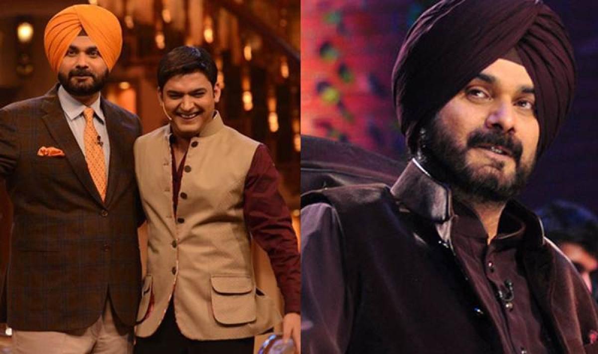 Shocking! Does Kapil Sharma replaces Navjot Singh Sidhu in the show?