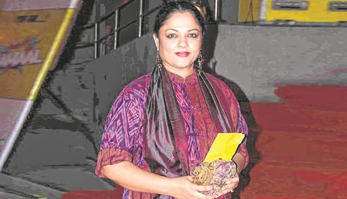 Senior actresses getting films limited, feels Tanvi Azmi