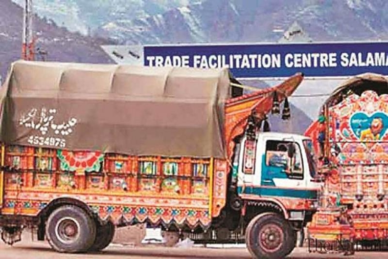 Intra-Kashmir trade fails to resume