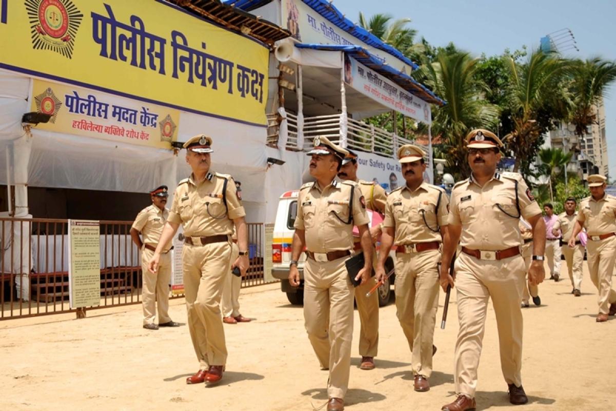 Mumbai: 40,000 policemen, CCTV cameras and drones deployed for Ganesh visarjan