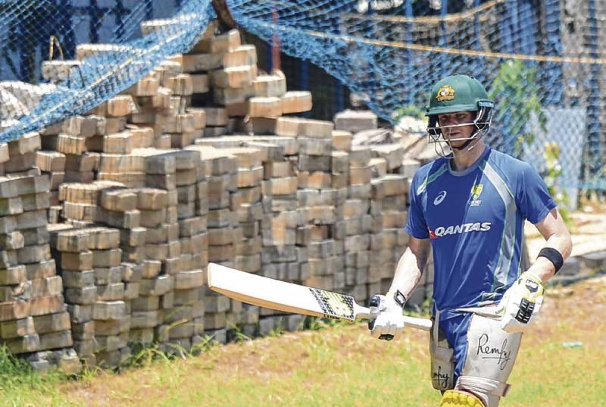 Australia face rookies in tour opener
