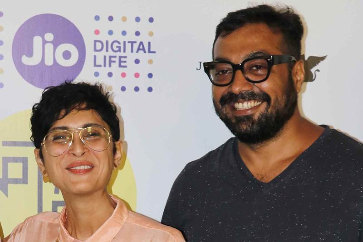 Filmmakers Kiran Rao and Anurag Kashyap talk about the changing mindset for cinema as a career