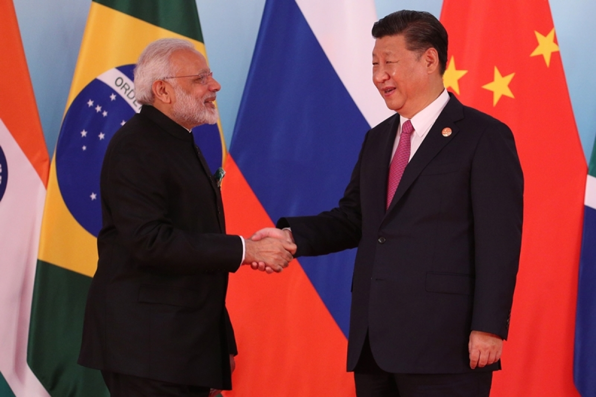 China says it values India's role in maintaining international security