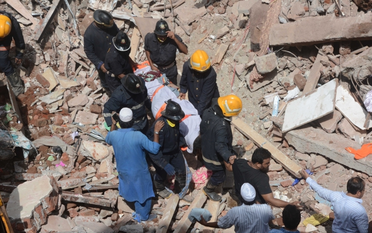 Mumbai building collapse: Death toll reaches 33, rescue op called off, all residents accounted for