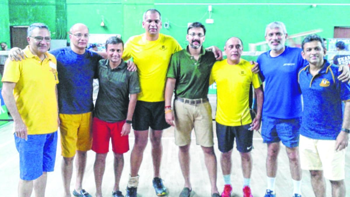 Bombay Gymkhana win 4th title