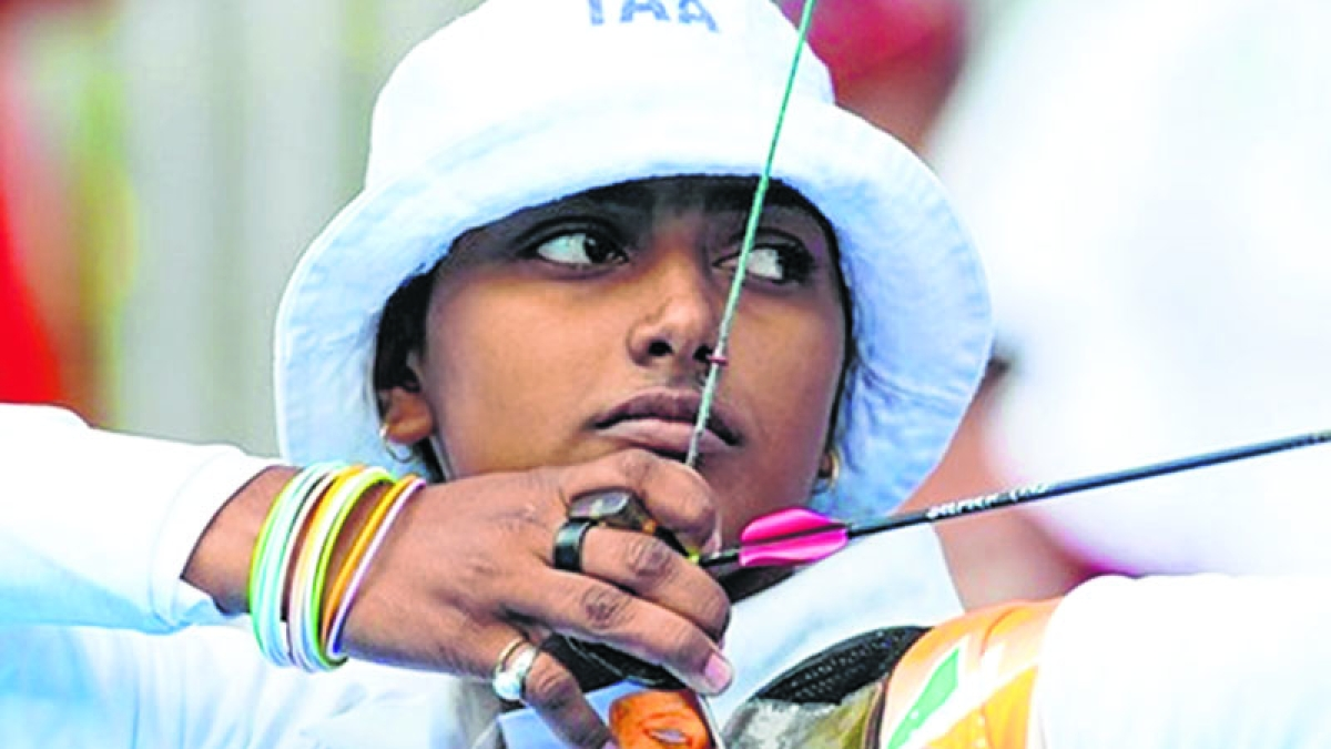 Deepika makes first round exit in WC Final