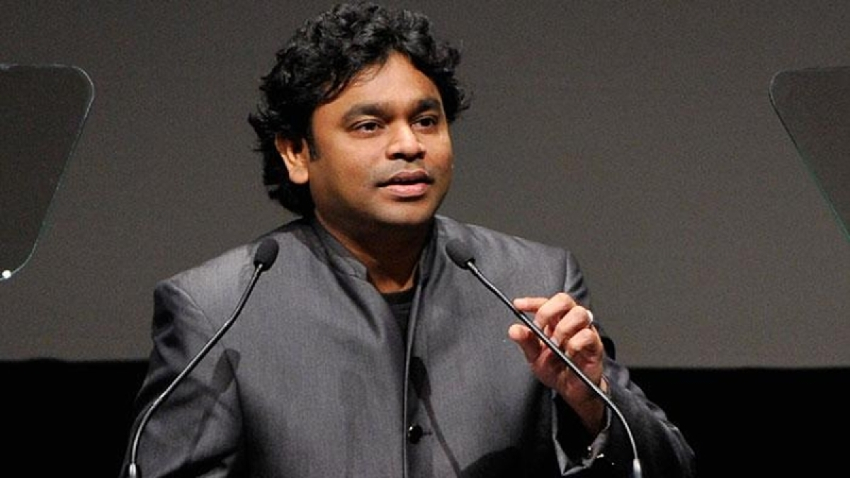 A R Rahman says, Musicians are winners, not losers