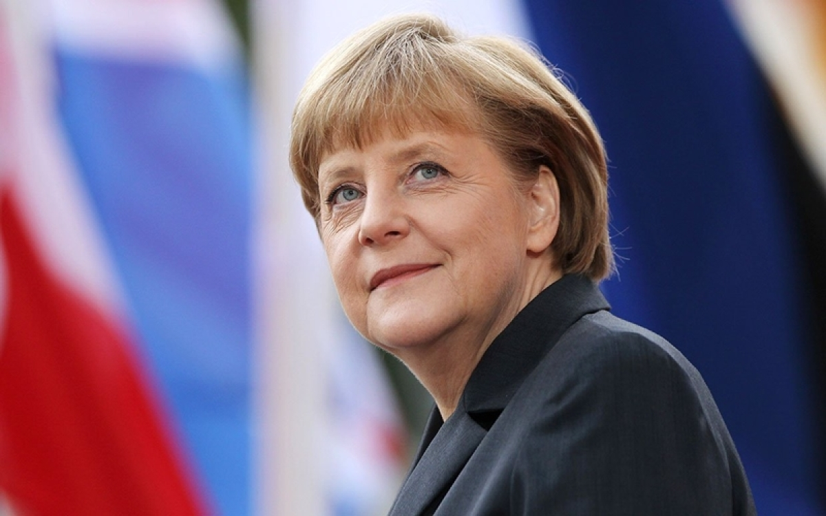 Germany will not join potential military strike against Syria: Angela Merkel