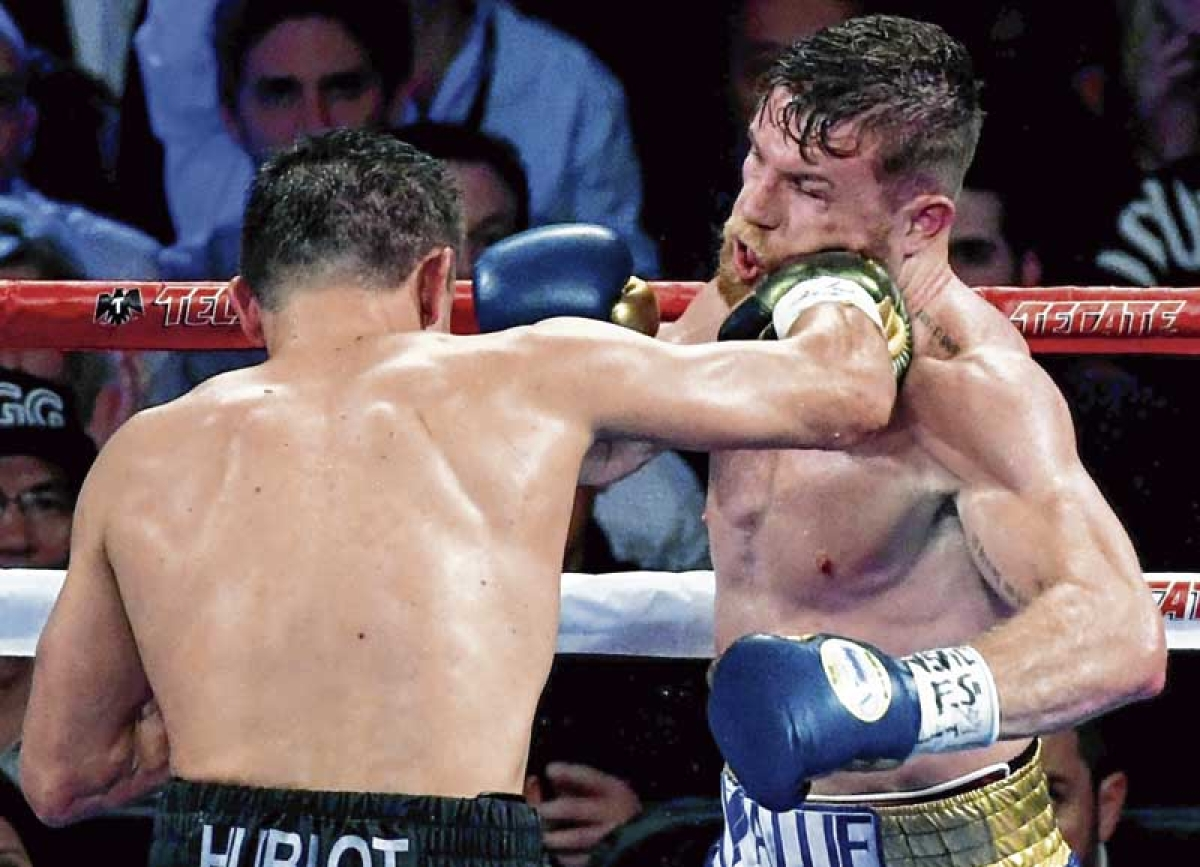 Golovkin and Alvarez deliver a classic middleweight fight