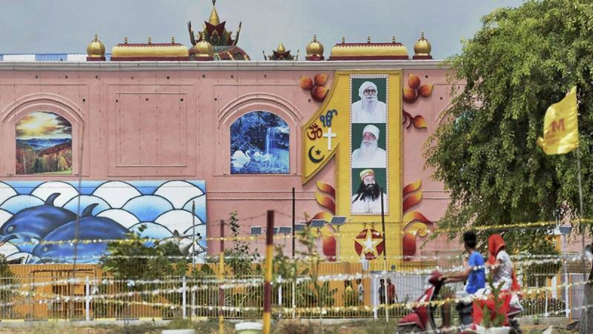 Dera Sacha Sauda's mouthpiece admits of human remains inside ashram