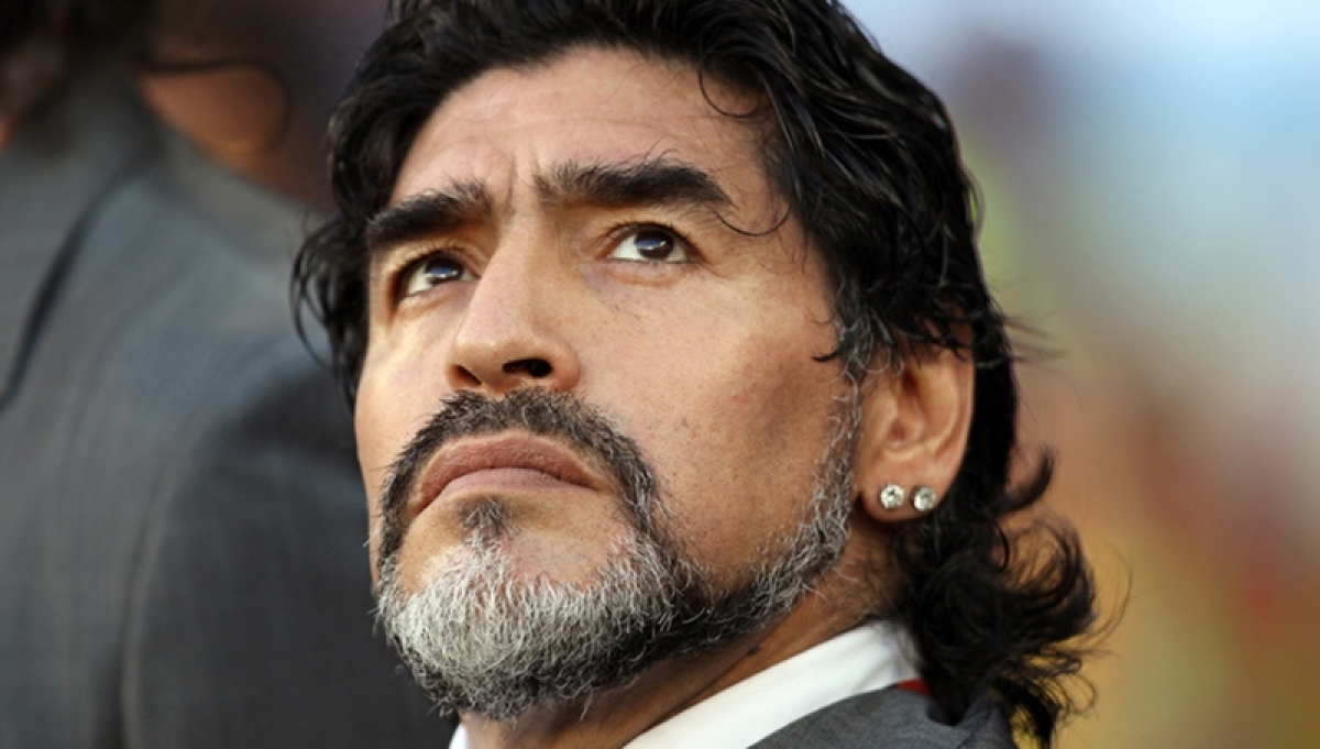 Diego Maradona trip postponed again, to come during FIFA U-17 World Cup