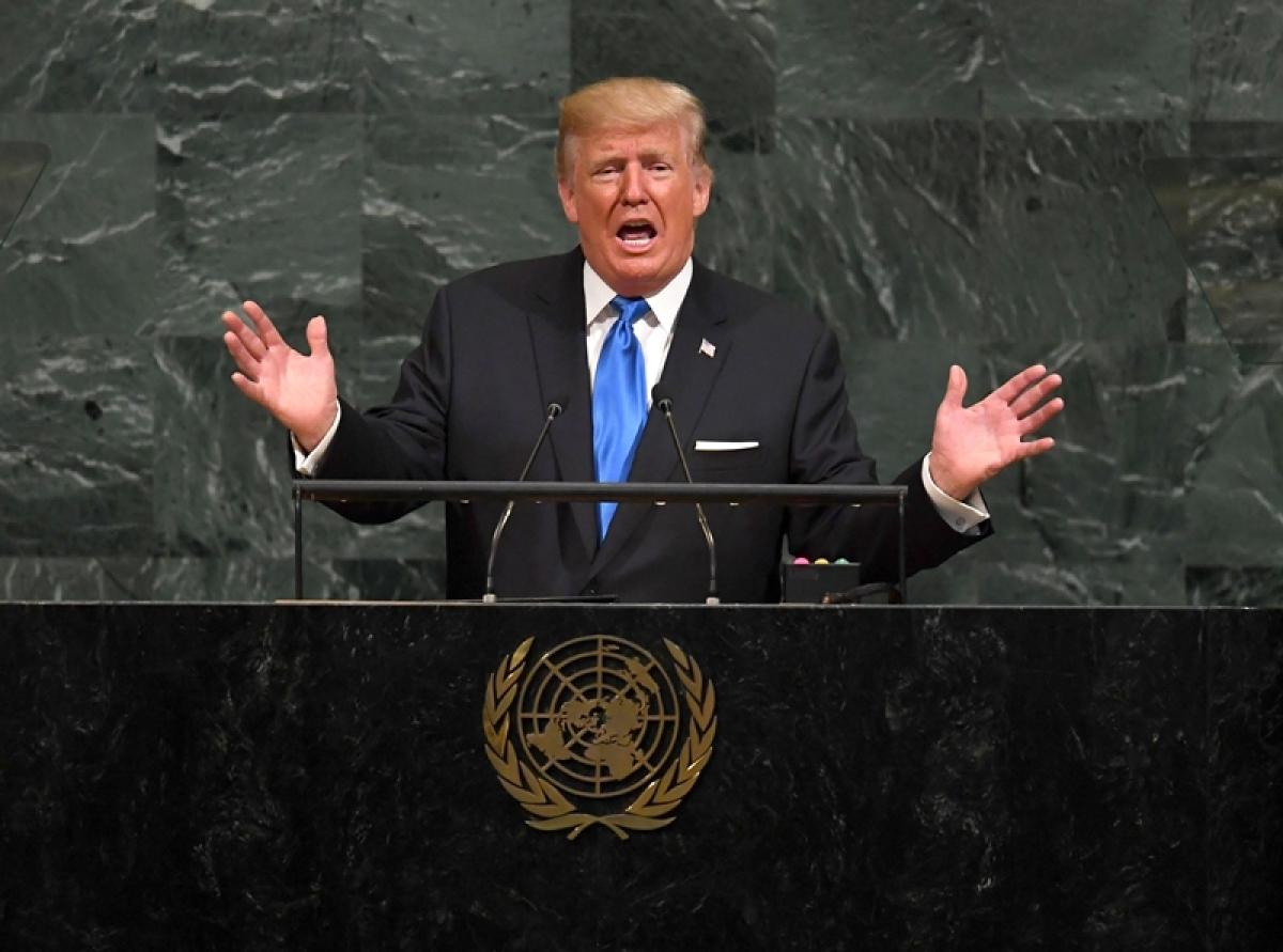 Donald Trump says he 'won't fail' with North Korea