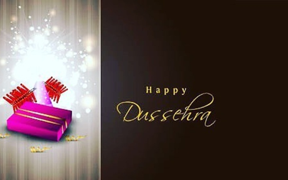 Happy Dussehra 2019 Wishes, Quotes, Messages in English, Vijayadashami photos, HD wallpapers, Gif Images for Facebook, WhatsApp status