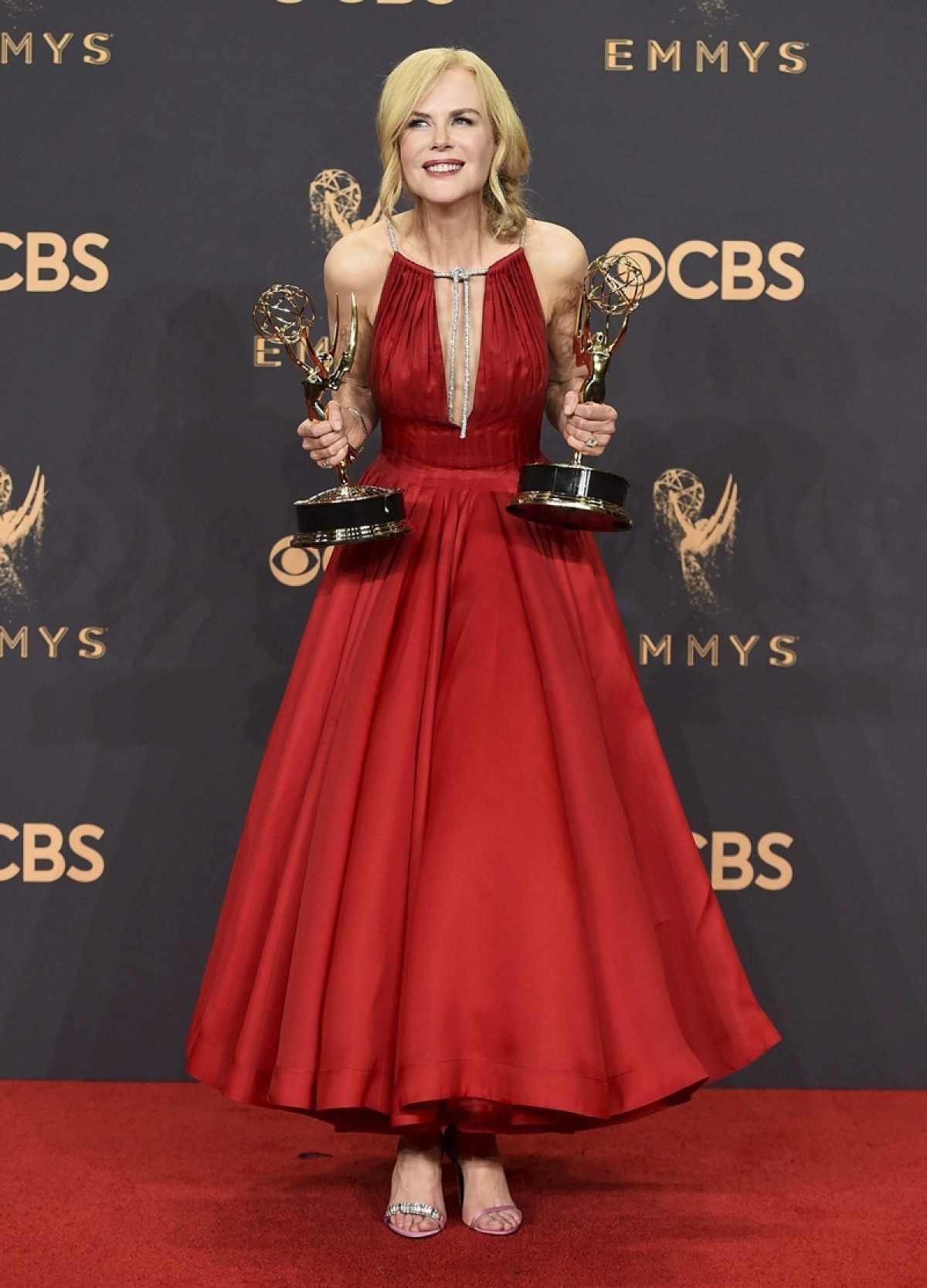 Emmy 2017: Our pick of the best and worst dress