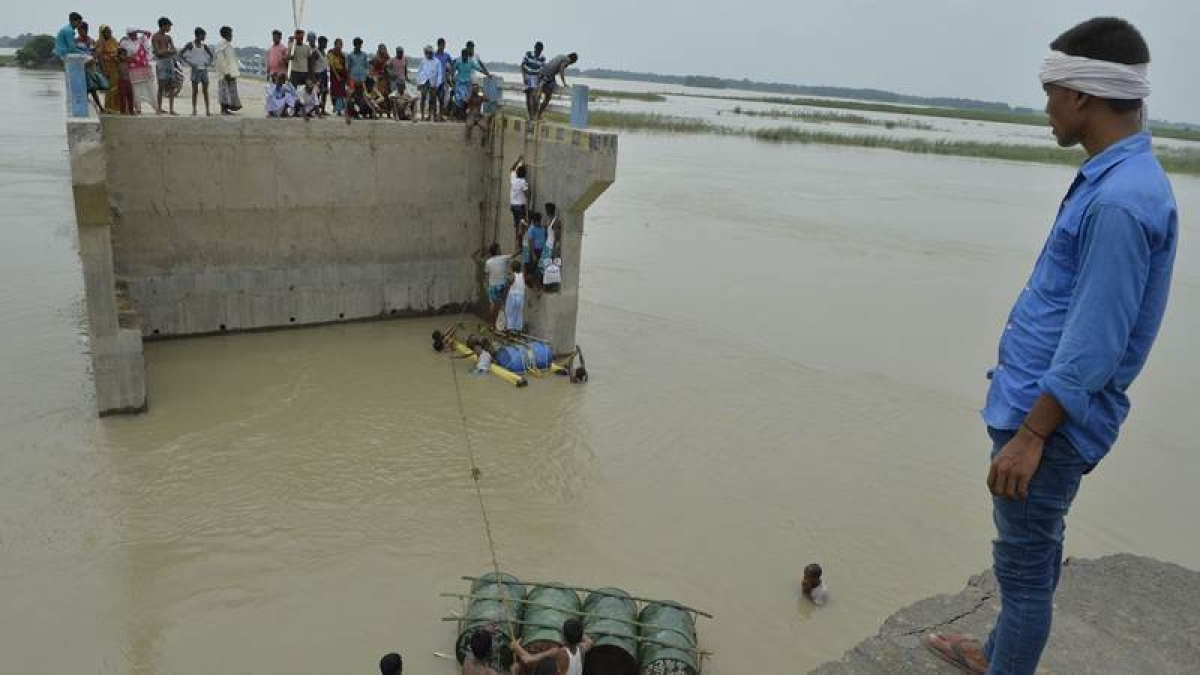 Bihar floods: State seeks Rs 7,636 crore assistance from Centre
