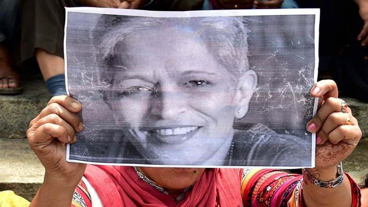 Gauri Lankesh murder case: Year after journalists killing, SIT says case in final stage of inquiry