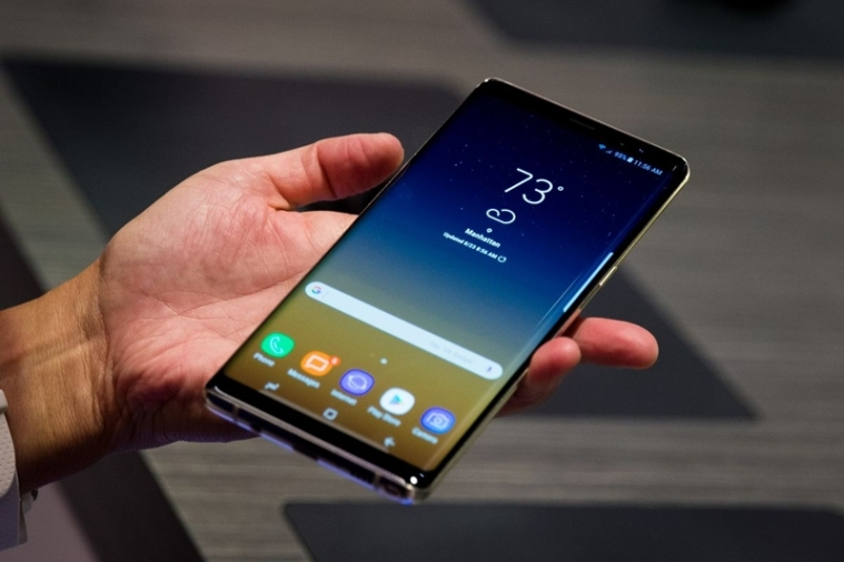 Samsung unveils Galaxy Note 10