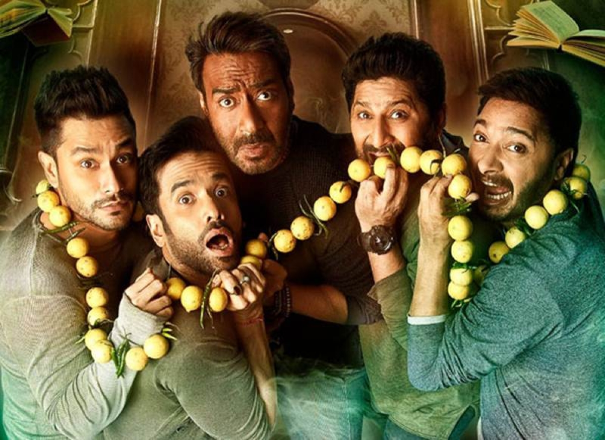 Hilarious! Golmaal Again gets praise from fans on Twitter, Ajay Devgn's gives witty responses