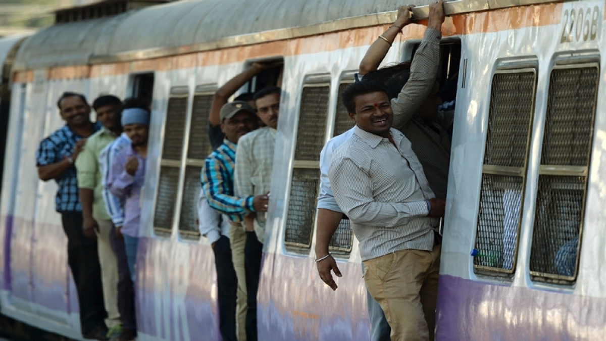 Mumbai: People demands reforms in local trains over the new bullet train