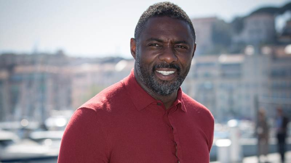 Actor Idris Elba says film version of 'Luther' is in works