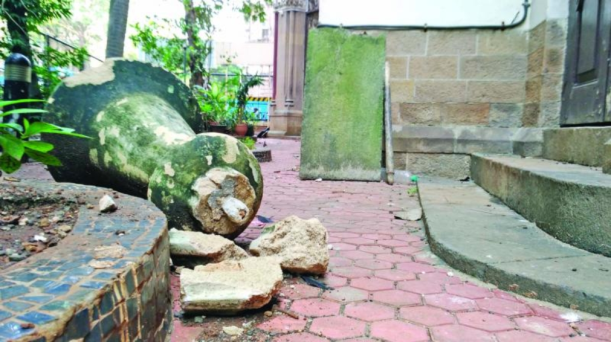 J N Petit library takes fight against MMRC's Metro work to Bombay High Court