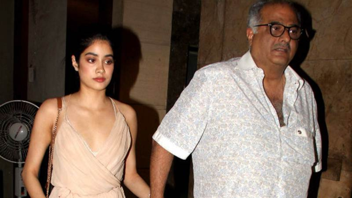 Boney Kapoor, Jhanvi and Khushi test negative for COVID-19 while 2 more members of house staff test positive
