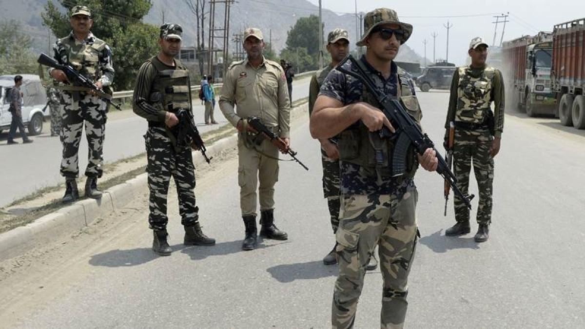Jammu and Kashmir: Militants attack security vehicle in Anantnag, five CRPF personnel injured