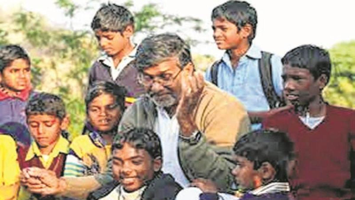 Mumbai: End silence on child abuse, says Nobel laureate Kailash Satyarthi