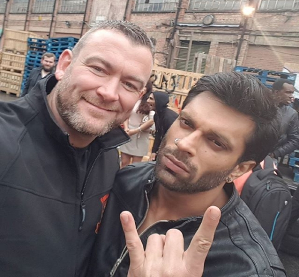 'Brotherhood' actor says honoured to work with Karan Grover