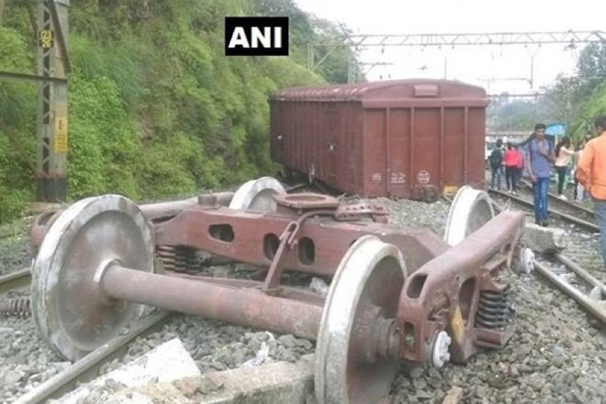 Railways faces tough day: Three derailment and one near miss