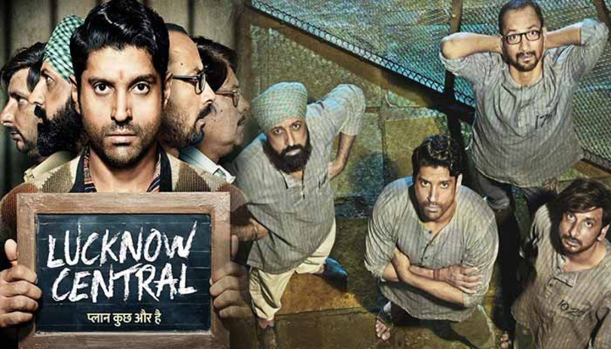 Movie Review 'Lucknow Central': Outstanding study of imprisonment and freedom