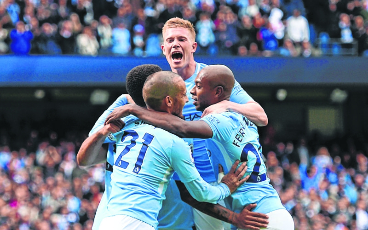 Injury worries for Manchester City
