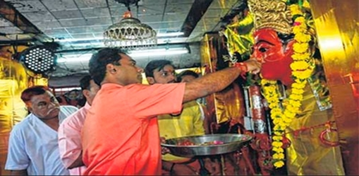 Ujjain: Piety rules as Mahashtami celebrations take off with full force