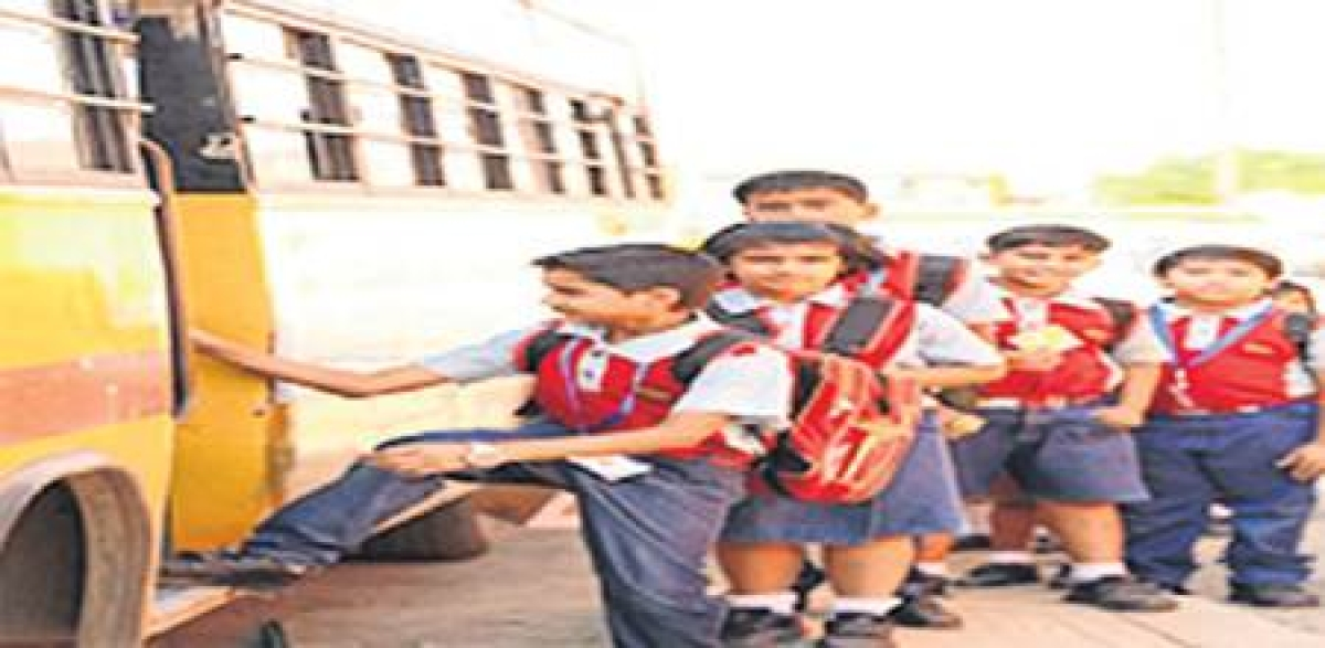 Bhopal: Most school bus drivers, conductors working without police verification