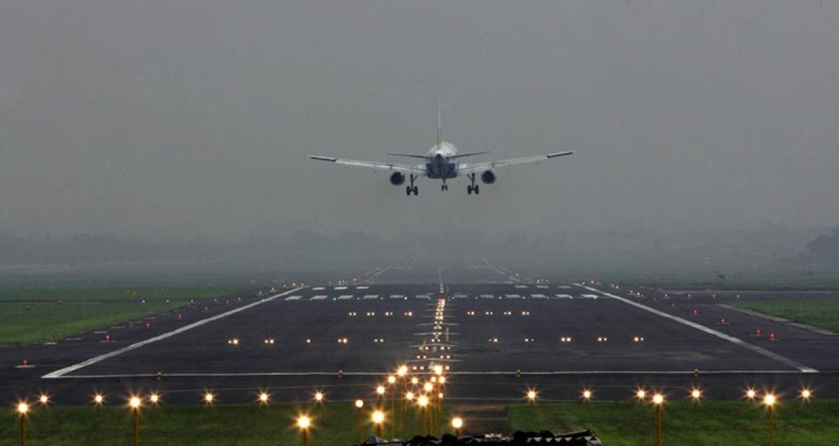 Rain-created pothole on taxiway delays flights at Mumbai airport