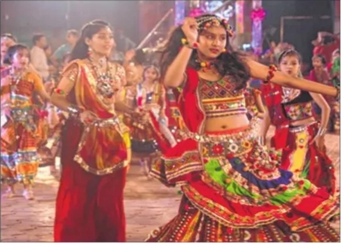 Indore: Navratri Celebrating feminine energy, Navratri begins in city