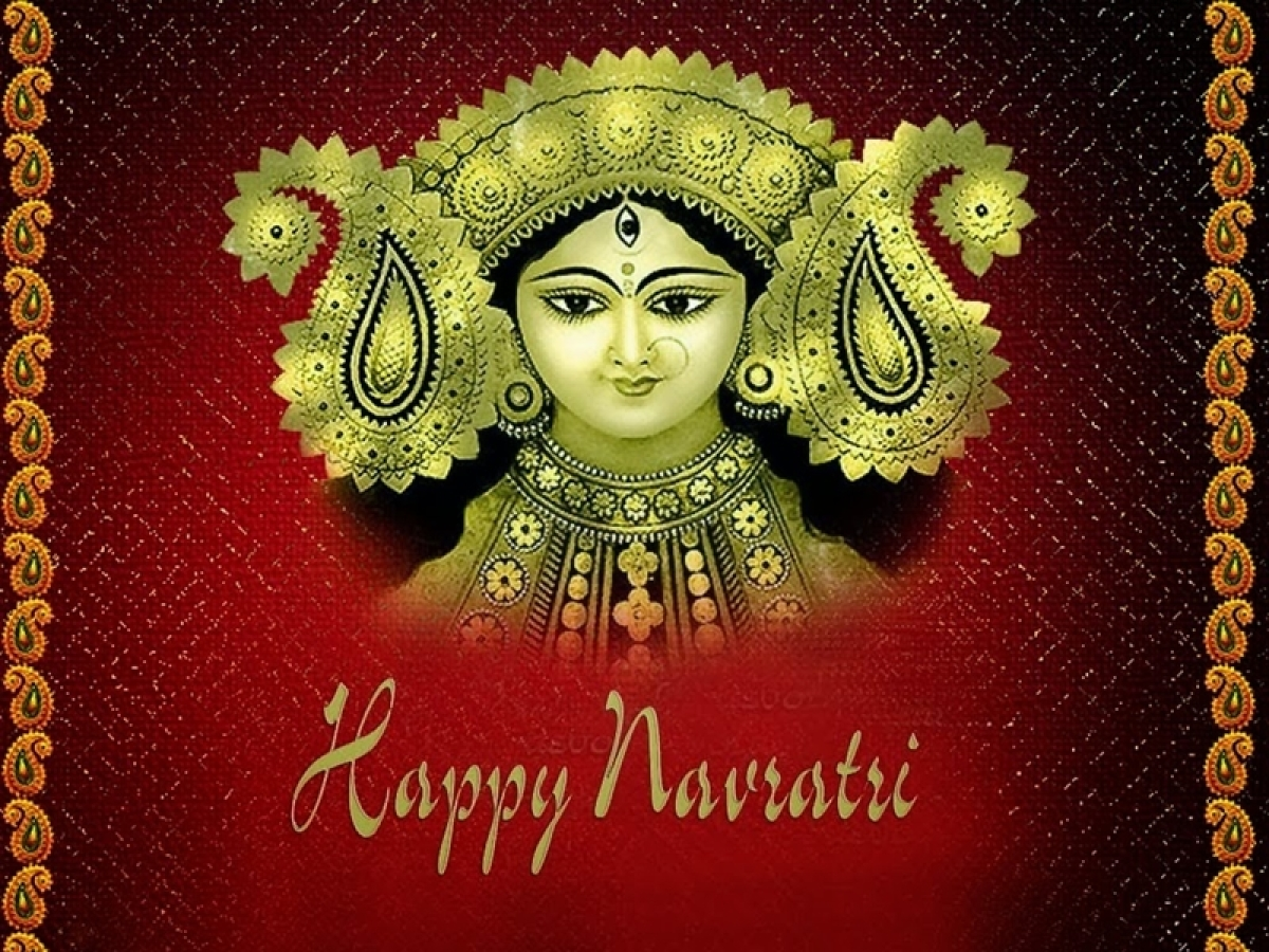 Navratri 2018: Wishes, greetings, images to share on SMS, WhatsApp, Facebook