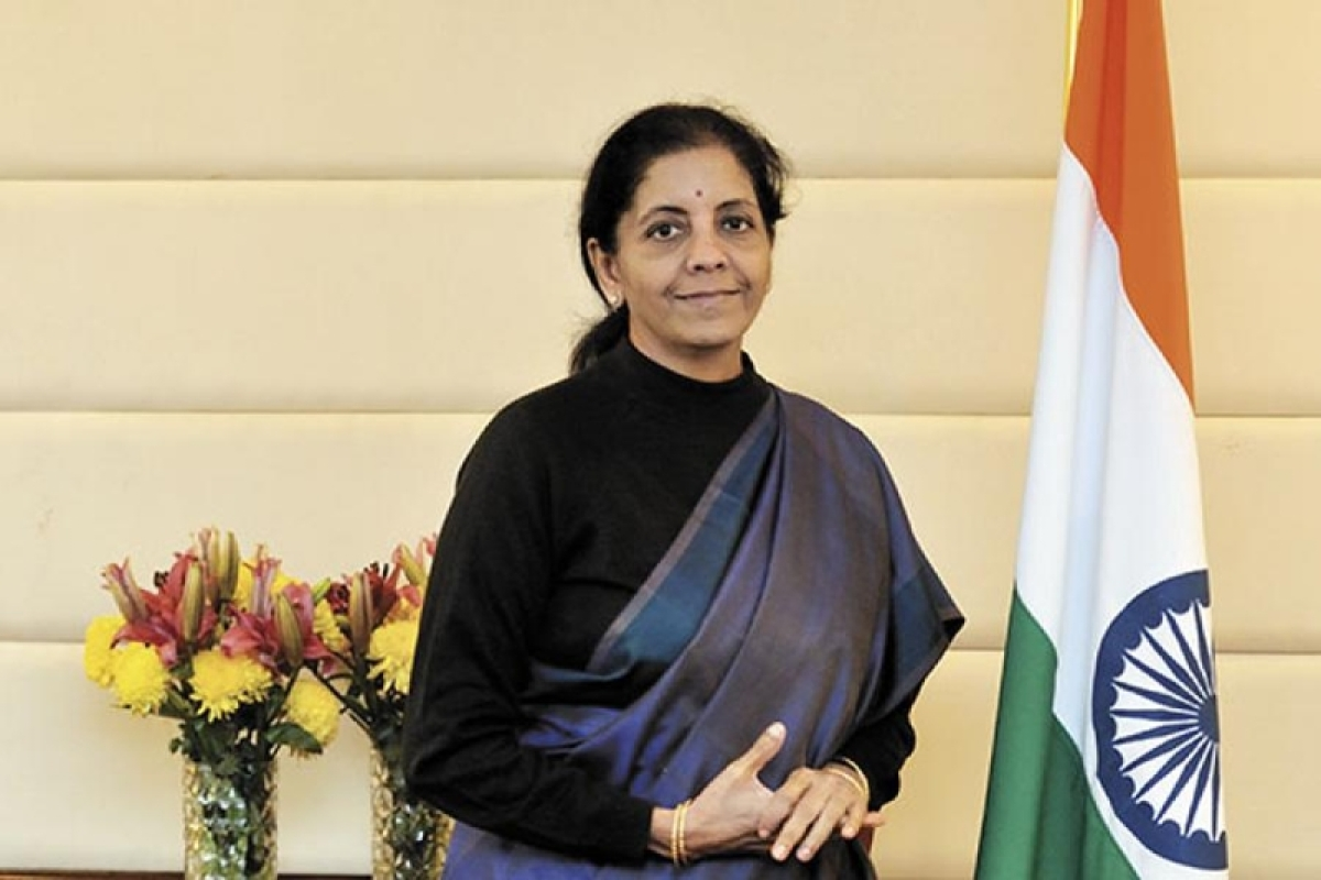 Nirmala Sitharaman begins 2-day Jammu and Kashmir visit
