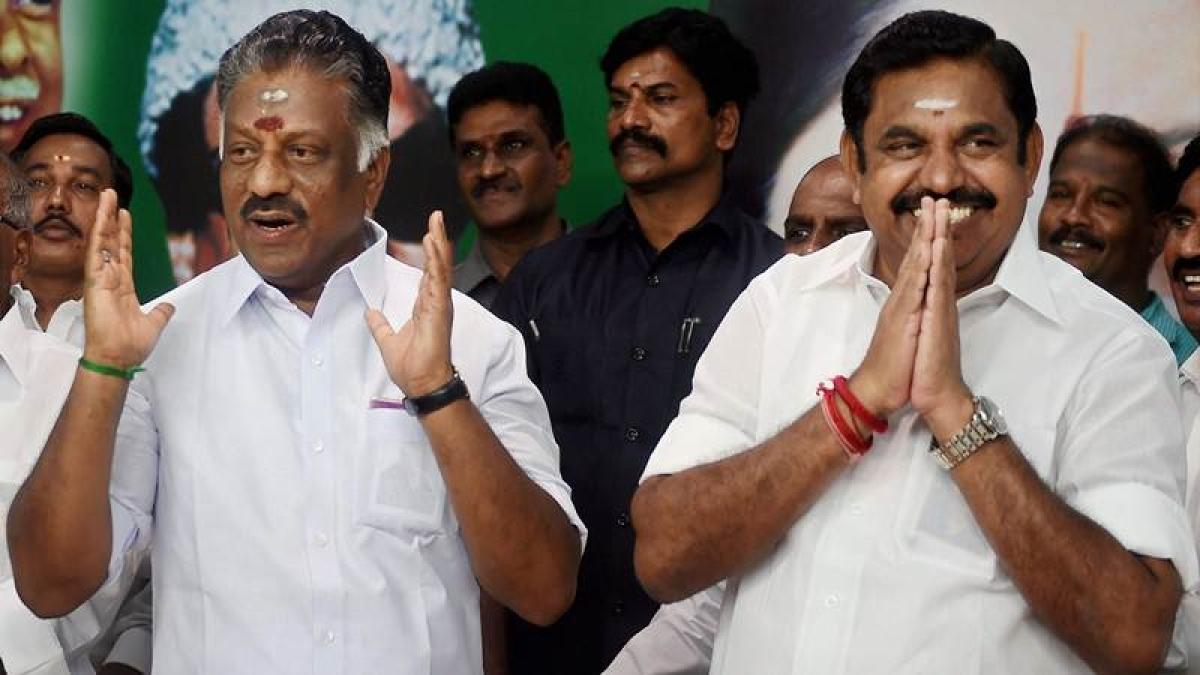 Pay Rs 25,000 as application fee, AIADMK tells Lok Sabha ticket aspirants