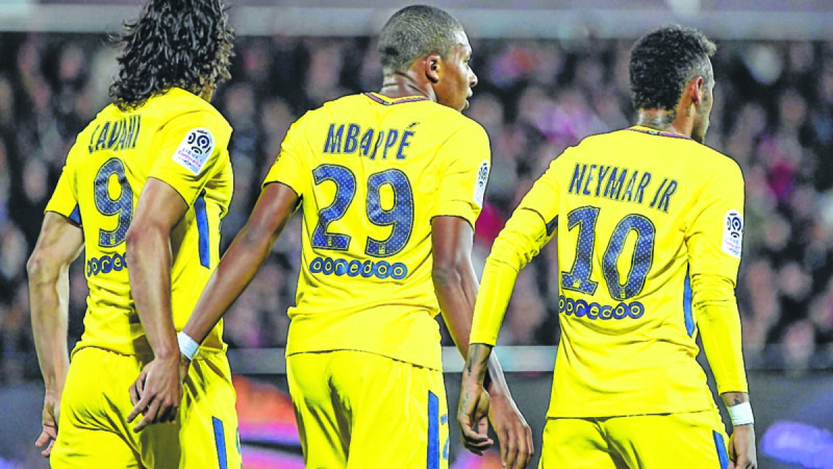 Paris Saint-Germain declared champions of the 2019/20 Ligue 1 season