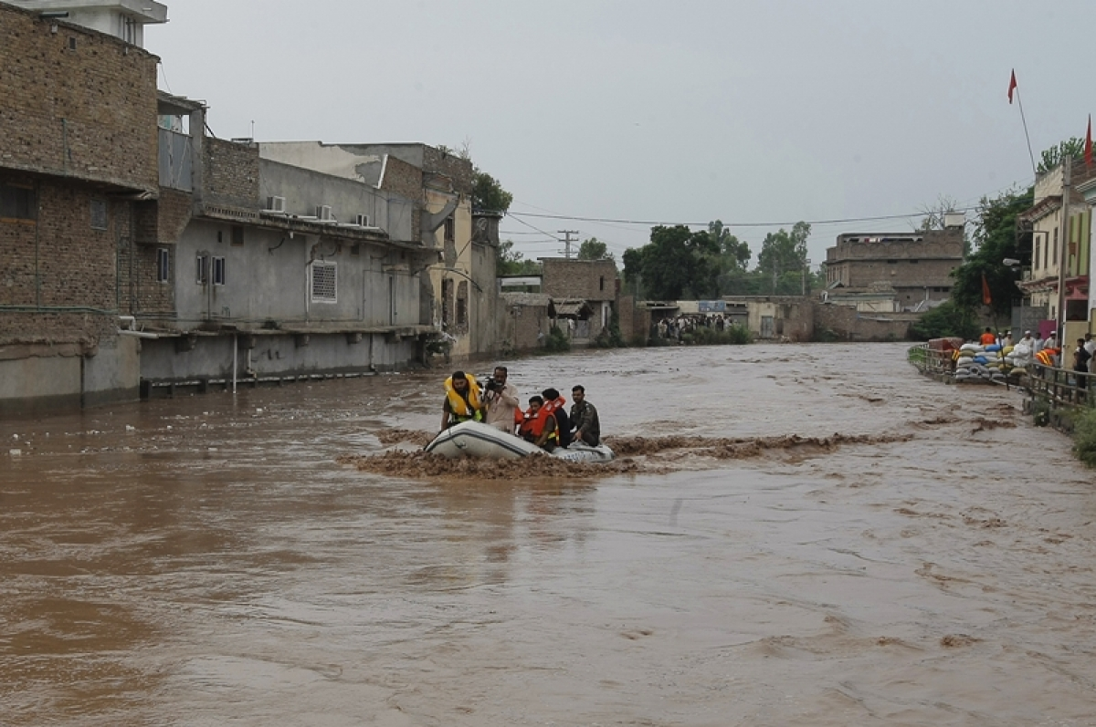 164 people killed in Pakistan due to heavy rains