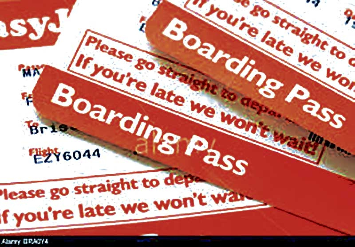 After hand baggage tags, airports may shed boarding passes