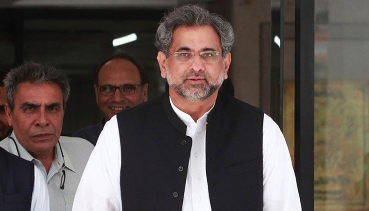 Former Pakistani prime minister Shahid Khaqan Abbasi barred from contesting July 25 elections from Rawalipindi