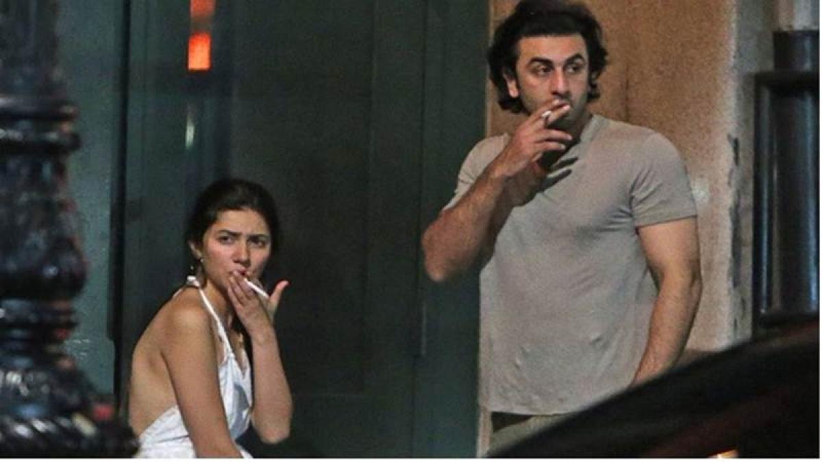 Mahira Khan hits back at troll who mocked her on viral pic with Ranbir Kapoor