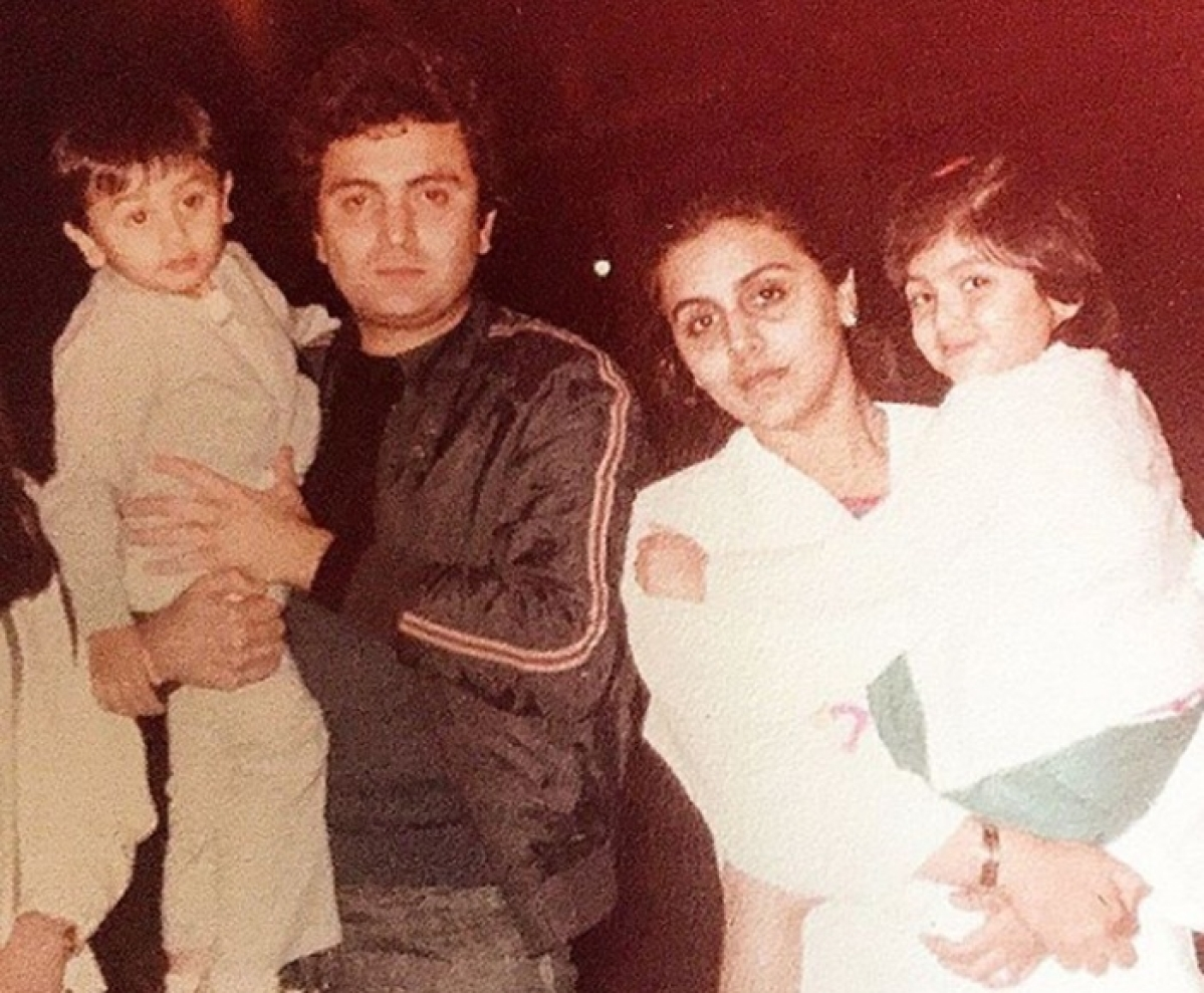 Birthday Special: Neetu Kapoor wishes 'dream child' Ranbir with throwback picture