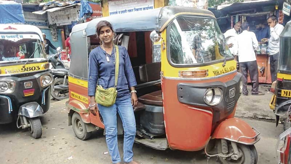 Bhayandar: Only one-woman orange autorickshaw out of 20 left in twin city