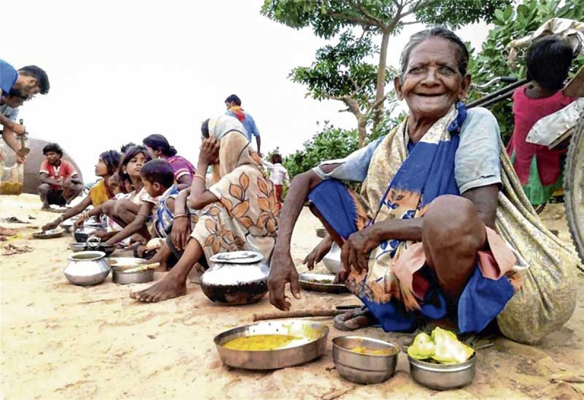 Robin Hood Army: Fighting hunger in the subcontinent
