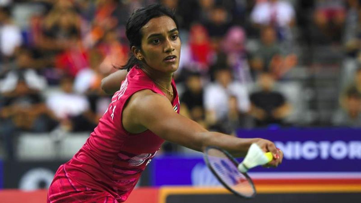 Sports Ministry nominates shuttler PV Sindhu for Padma Bhushan award